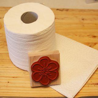 Paper casting 1