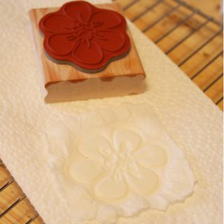 Paper casting 8