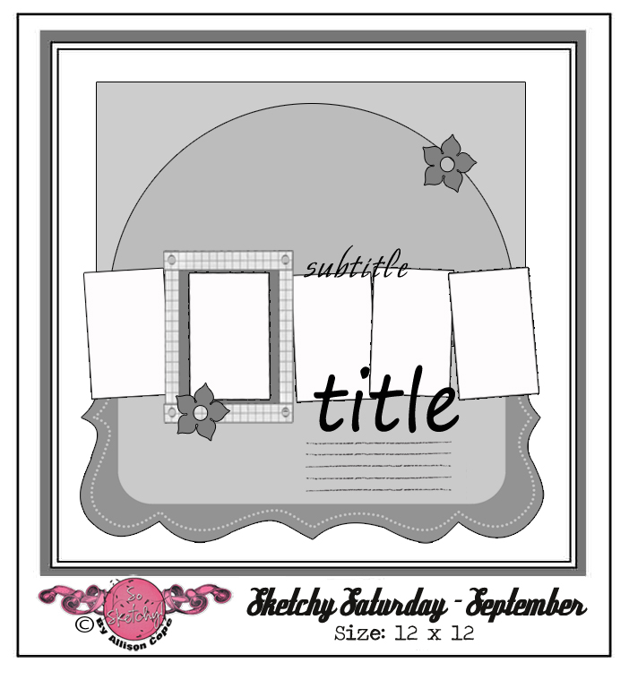 September SCT Page Sketch