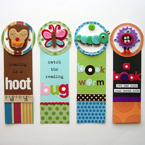 Diy Bookmarks. Harry Potter Diy Bookmarks Book Covers. Examples Of ...