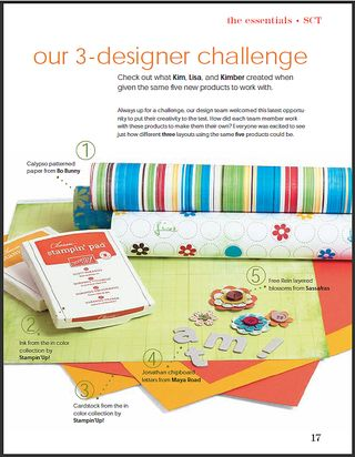 5 product challenge