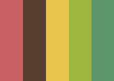 Colour Lovers Palette