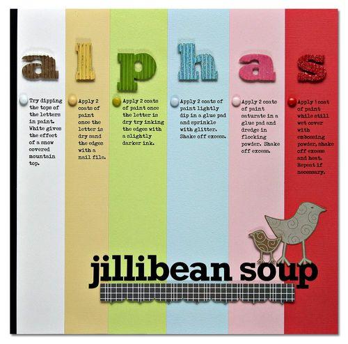 Alpha-jillibean-soup-projec