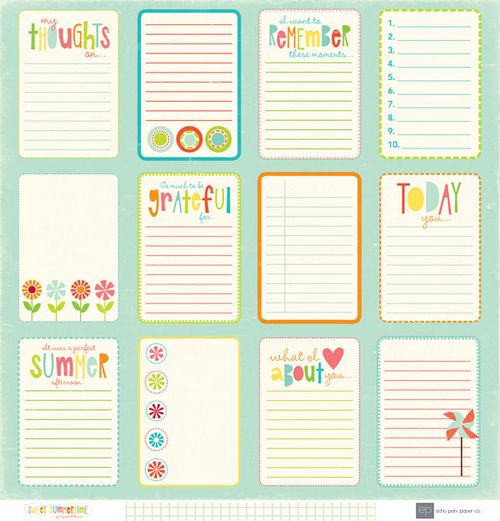 SS1013 Journal Card Paper
