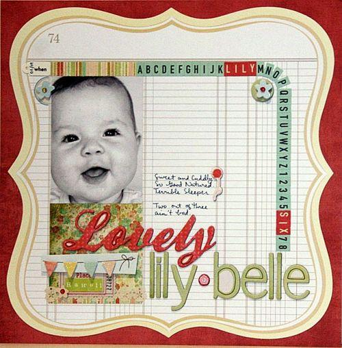 LovelyLilyBelle
