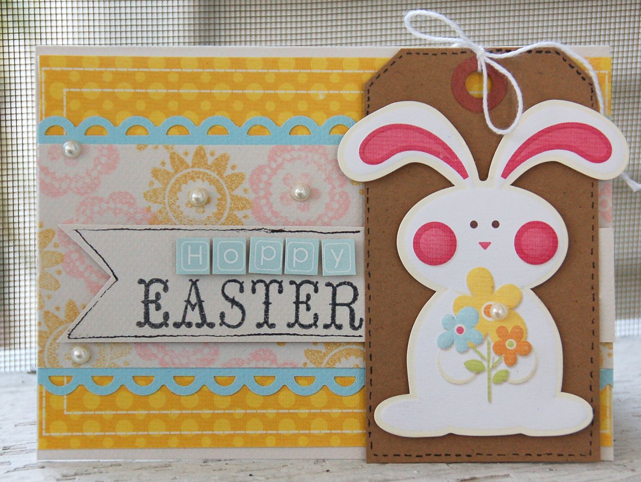 """Easter cards X 3 5""""x5""""approx"""