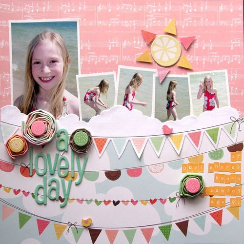 Lovely day layout_small