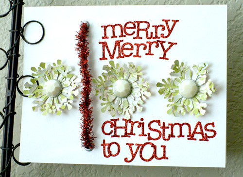 Merry-card