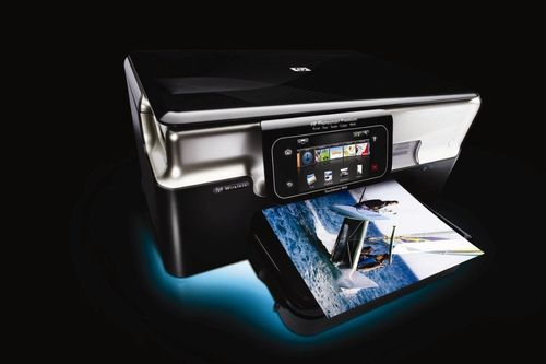 HP Photosmart Premium e-All-in-One2