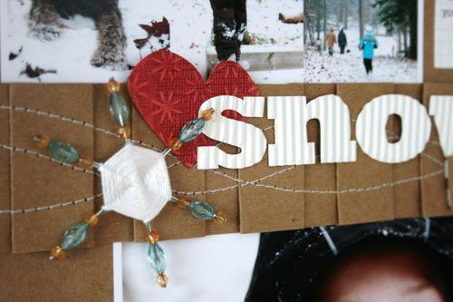 Snow Day snowflake (small)