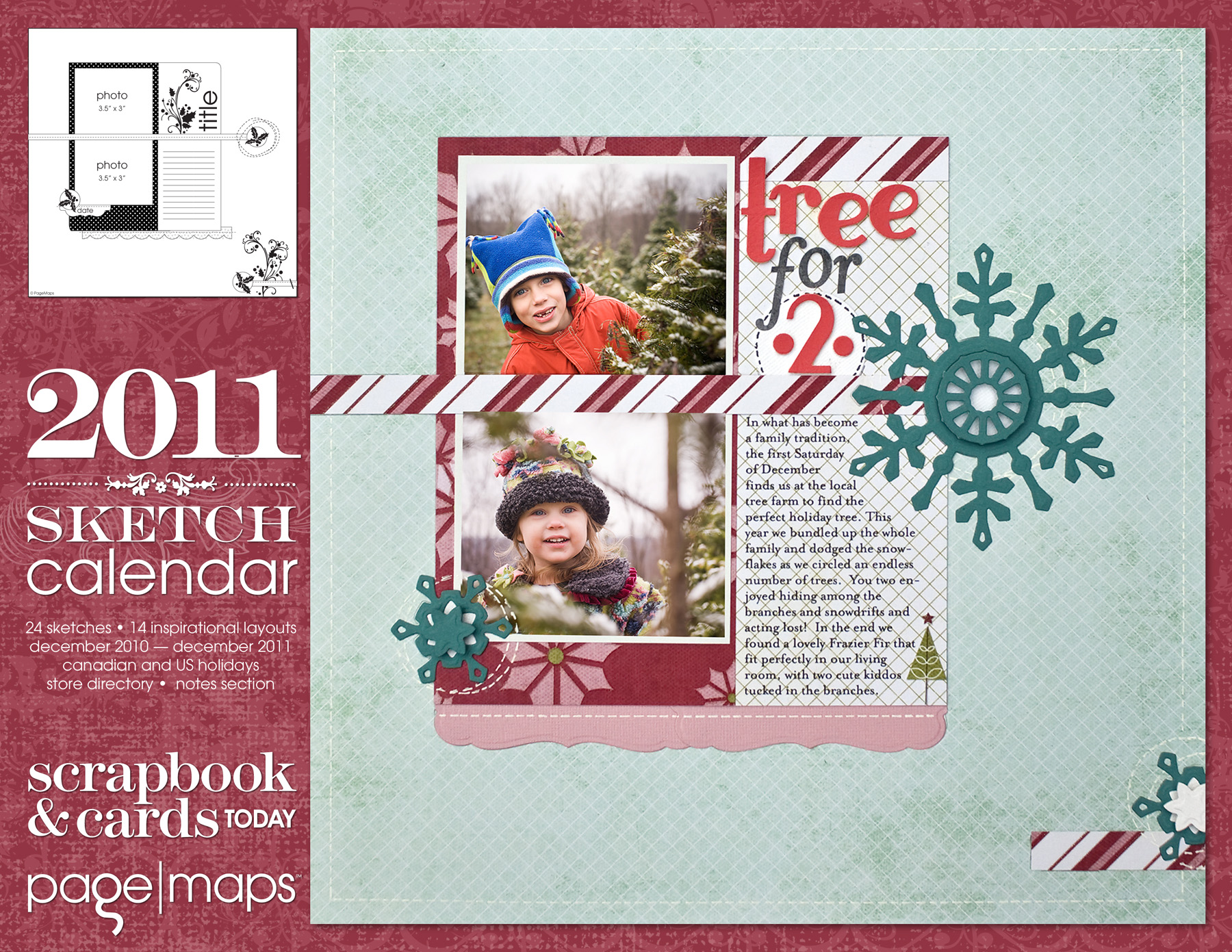 How to scrapbook magazines - Well One Of Our Store Owners That Received The Magazines Jenn Langois Of The Scrapbox In Orleans Ontario Thought It Would Be Fun To Take January S