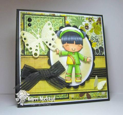 World Kids - Miya from Japan