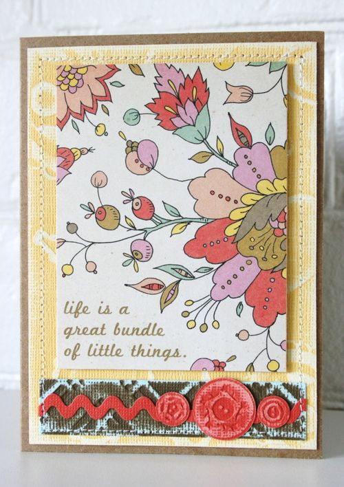 ScrapFest Card (small)