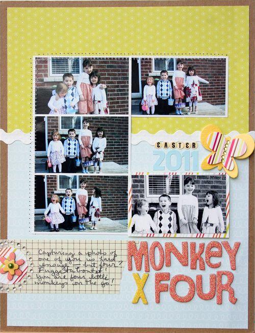 Monkeyx4
