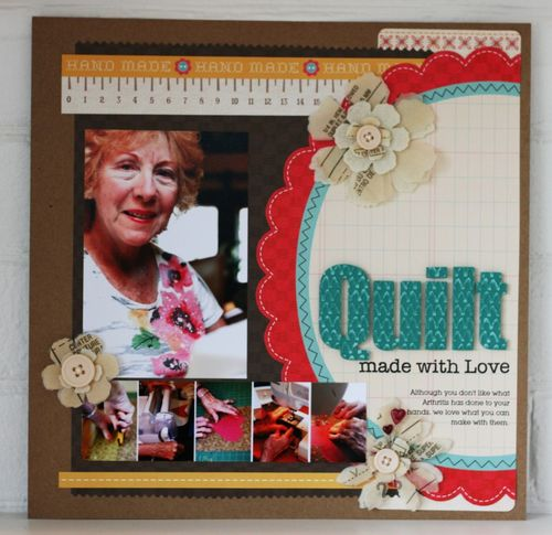 Quilt (small)