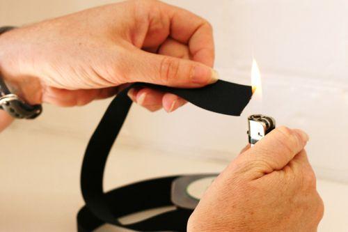 Sealing grosgrain ribbon (small)