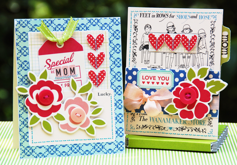 scrapbook cards today blog stunning mother s day cards from roree