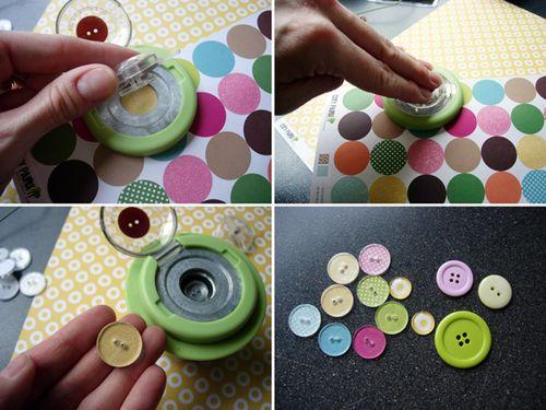 Prepare buttons