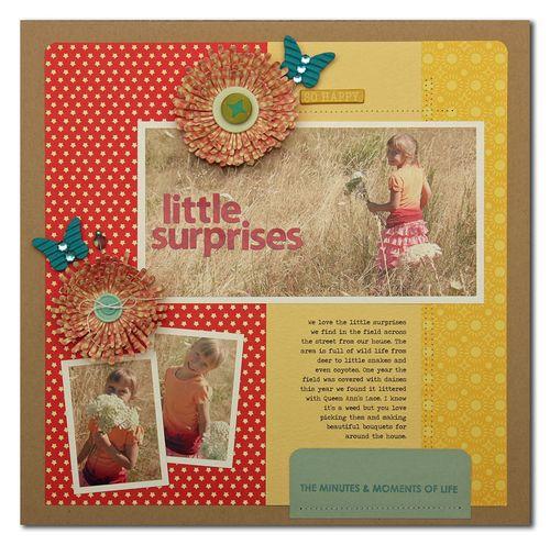 Little-surprises