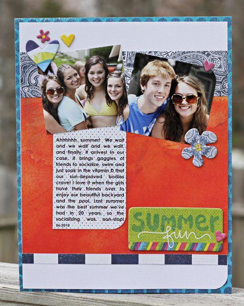 Summer fun NSD 2011