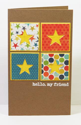 01 card stars