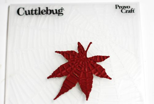 Embossed Leaf (small)