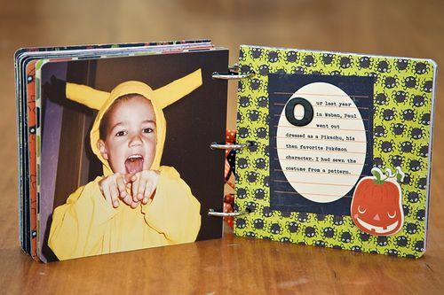 JeanManisHalloweenMiniAlbumPage3