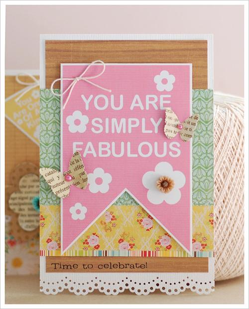 Scrapbook Cards Today Blog Birthday inspiration with Sheri – Scrapbook Birthday Cards