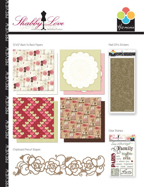 Preview Shabby Love