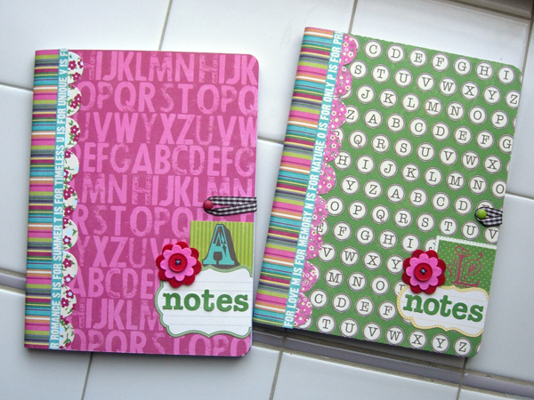 Scrapbook Cards Today Blog Back To School Projects With Aly