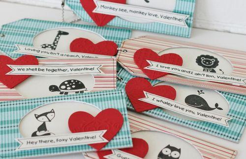 Valentine Tags (small)