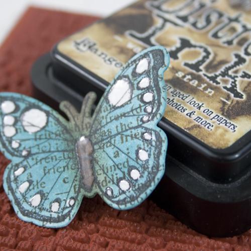Shari carroll butterfly step 4