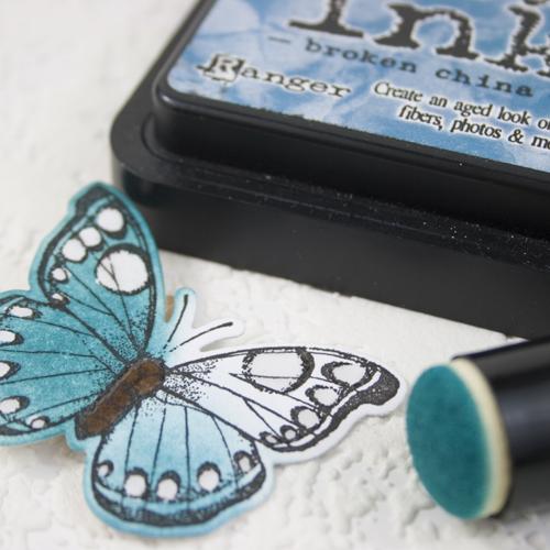 Shari carroll butterfly step 2