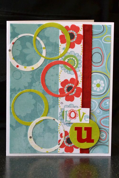 Love u card_concentric circles