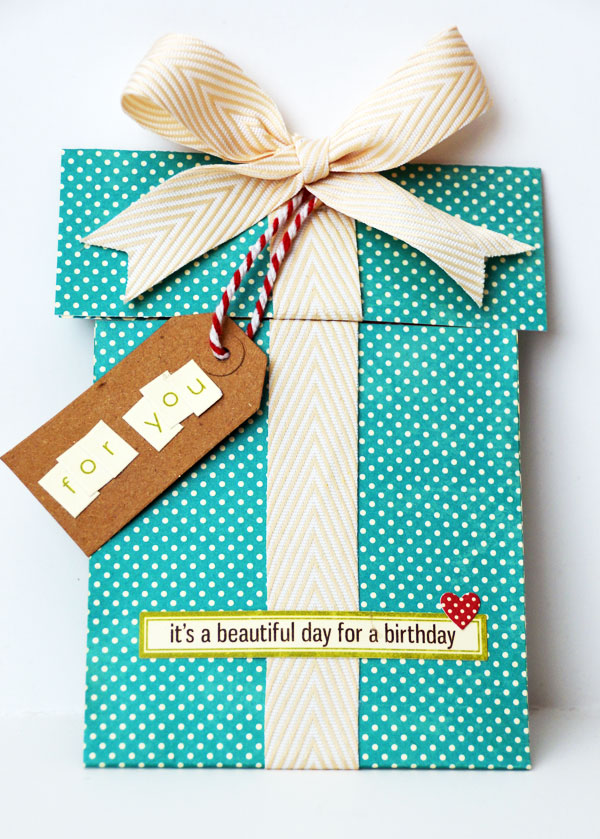 Scrapbook Cards Today Blog More Fun Gift Card Ideas With Emily Pitts