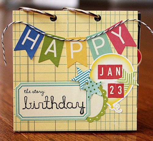 Birthday Calendar 3
