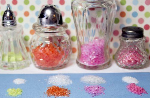 Glittersamples