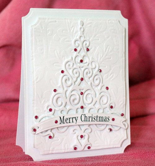 Mery Christmas CArd Latisha Yoast