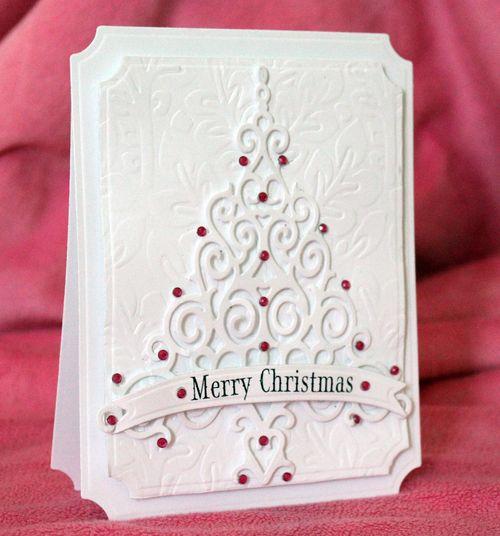 Mery Christmas CArd Latisha Yoast