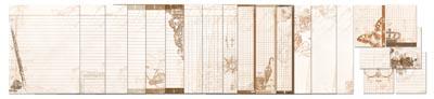 Vintage notebok paper