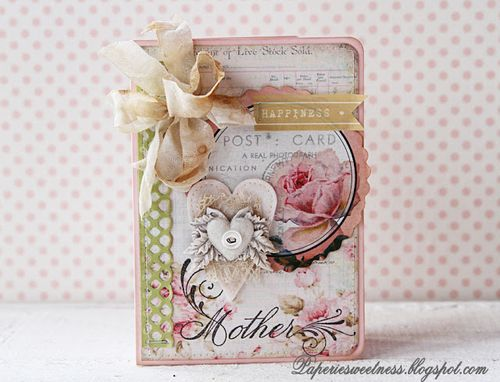 Sizzix_Tammy Roberts_Mothers Day_Shabby Card