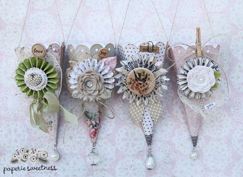 Sizzix_Tammy Roberts_Mothers Day_Shabby Cones