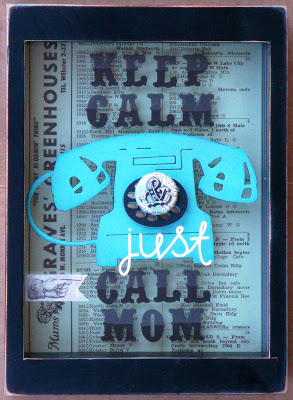 Sizzix_Amy Baldwin_Mothers Day_Phone frame