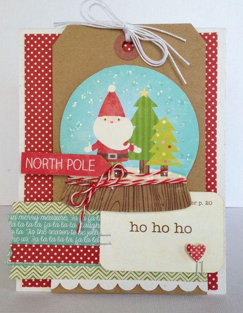 Jb-ho ho ho card