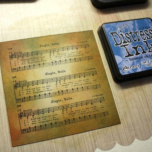 Shellye McDaniel-Jingle Bells Card6