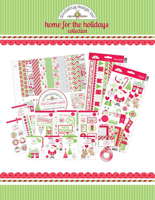 Doodlebug_S&CT 12 days of christmas prize