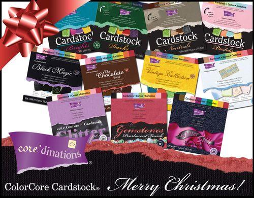 Core'dinatons Christmas 6x6s