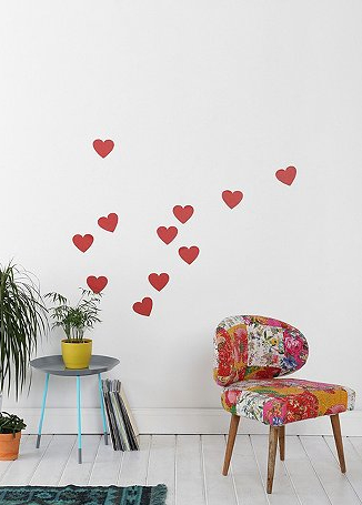 10hearts_UrbanOutfitters-wall