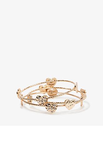 15Hearts_Forever21-bracelet