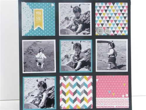 10 - Scrapbook Page1 - Meghan Griffiths